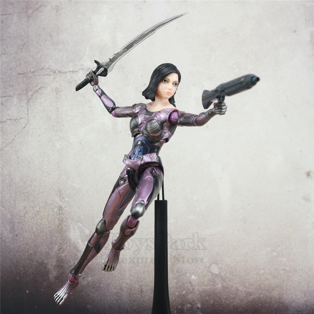 HC TOY Alita Battle Angel 1//6TH Scale Action Figure New Toy 25CM 2019