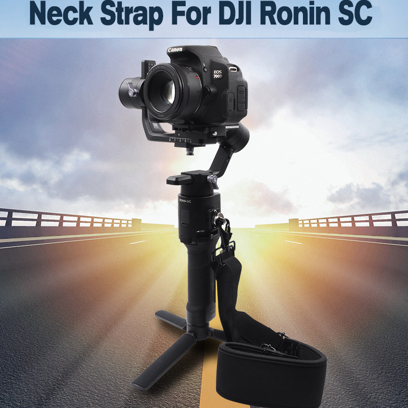 Startrc DJI Ronin S Handheld Gimbal Accessories Parts Neck/Shoulder Strap Lanyard For DJI Ronin SC Strap