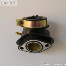 Впускной коллектор NON-EGR типа(один ниппель) для 4 тактный скутер мопед ATV QUAD GY6 125 150 cc 152QMI 1P52QMI 157QMJ 1P57QMJ