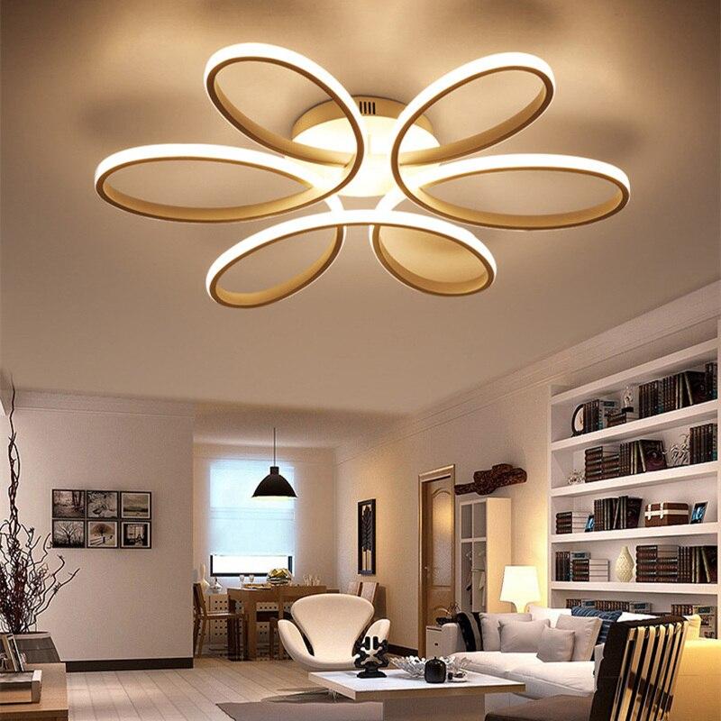 Современный акриловый подвесной светильник с дистанционным управлением 2,4 г, подвесной светильник с персонализированными цветами, романти...