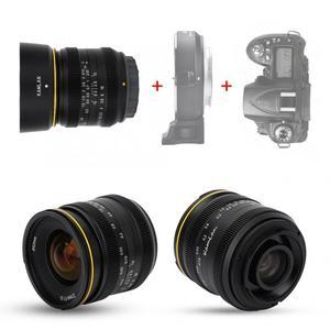 Image 5 - Kamlan 21mm F1.8 Portable Waterproof Mirrorless Camera Manual Fix Focus Prime Lens for Fuji FX/ M4/3  Manual Focus Lens