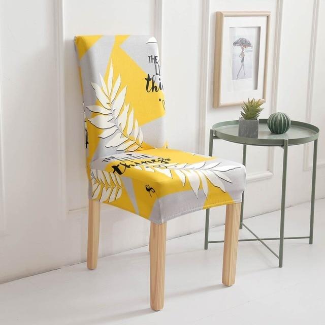 Elastic Dinner Chair Cover