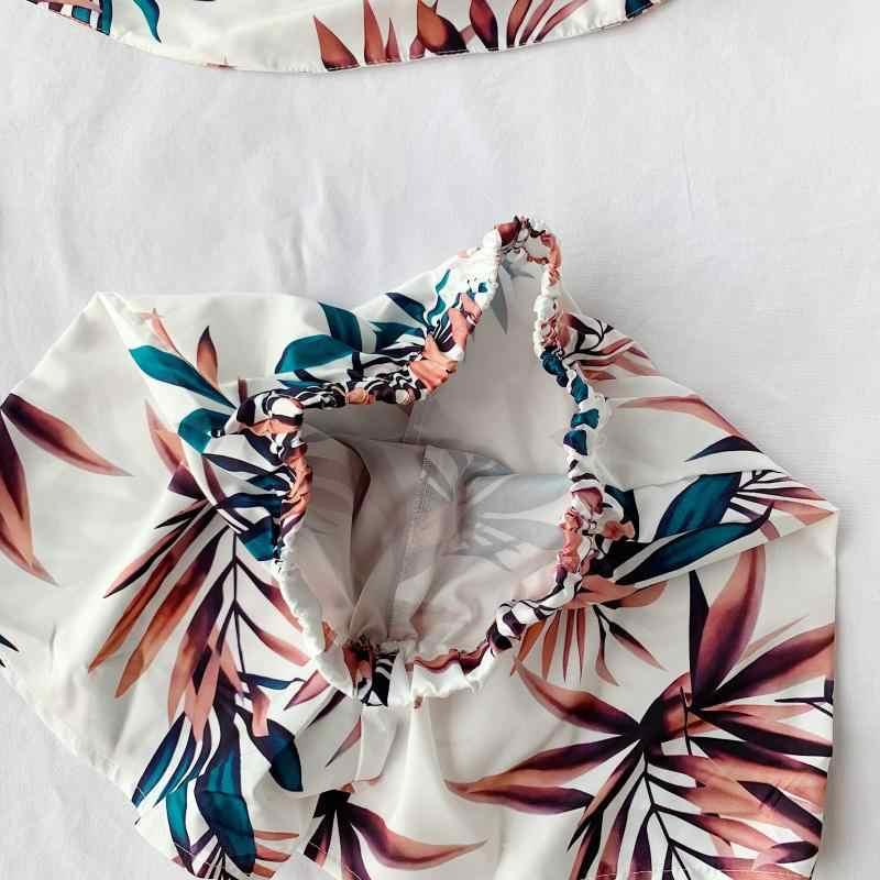 Bohe Stijl Tweedelige Sets Vrouwen Zomer Sexy Pak V-hals Crop Tops + Korte Broek Vrouw Tropic Bloemenprint 2 stuks Pak Twinset