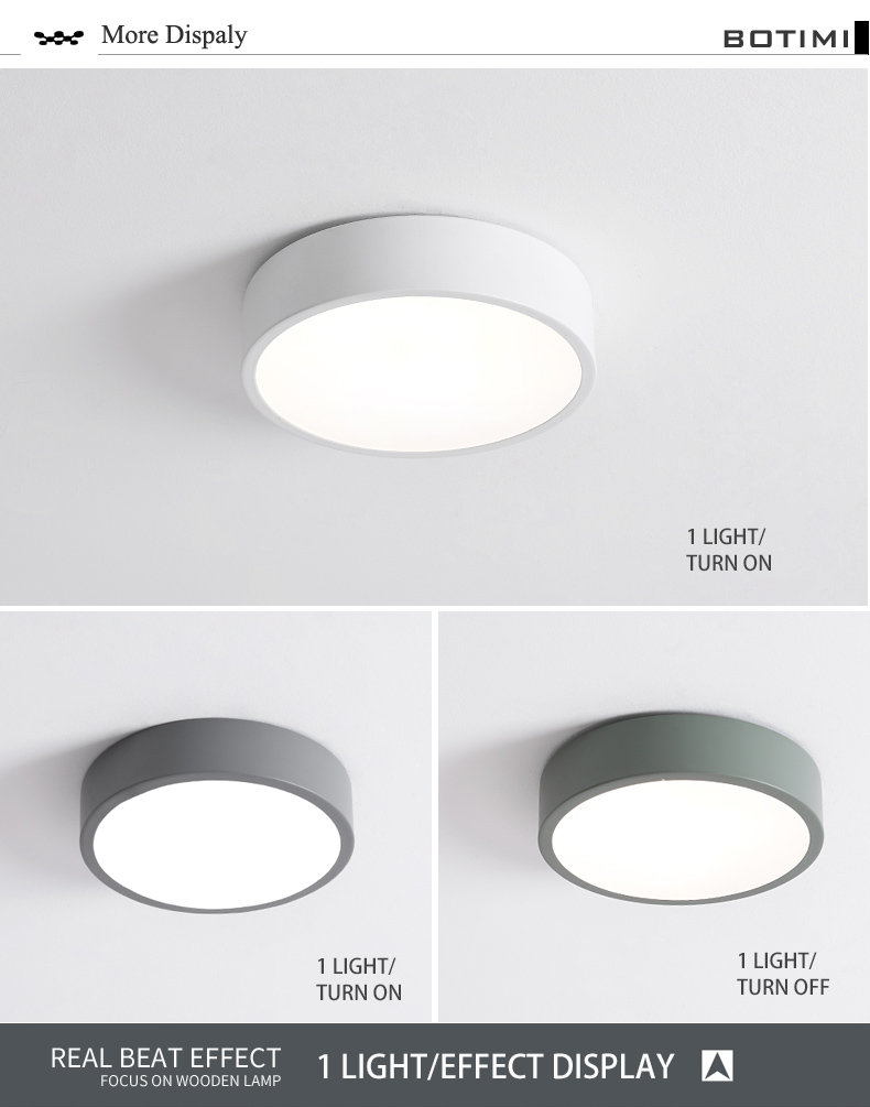Hf79bc91e08ae447687cc51b80484d7d6L BOTIMI 220V LED Ceiling Lights With Round Metal Lampshade For Living Room Modern Surface Mounted Ceiling Light Wood Bedroom Lamp
