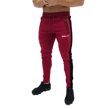 SITEWEIE Men's High Quality Pants Fitness Elastic Pants Bodybuilding Clothing Casual Camouflage Sweatpants Joggers Pants L246 9