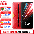 Смартфон Nubia Redmagic, 8+128Гб, батарея 4500 мАч, камера 64 Мп, экран 6,67''