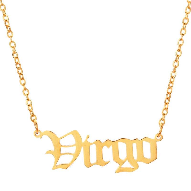 Gold Virgo