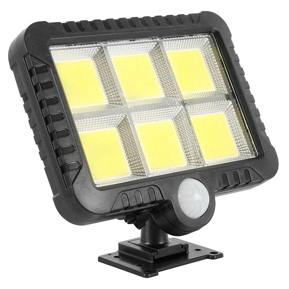 sensor de movimento lâmpada solar à prova