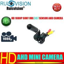 Free Shipping New MINI AHD SONY Sensor IMX225 960P/1.3MP Mini AHD bullet  CCTV  Camera for Home Security Surveillance video cam waterproof mini bullet security surveillance camera for mobile surveillance security video