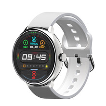 K50 Smart Watch Men Women Blood Pressure Waterproof IP67 Sport Round Smartwatch Clock Fitness Tracker For Android IOS