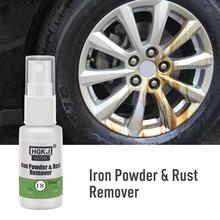 HGKJ-18 20ml Car Paint Wheel Iron Powder Rust Remover Scratches Repair Polishing Cleaner Car Cleaning Care Accessories TSLM2