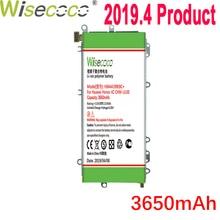 цена на WISECOCO New 3650mAh HB444199EBC Battery For Huawei Honor 4C C8818 CHM- CL00 CHM-TL00H CHM-UL00 chm-u01 Mobile phone With Frame