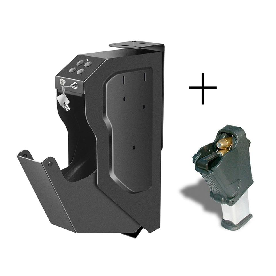 TSA Approved Electronic Digital Pistol Safe Combination Password Paper File Handgun Safe Box