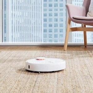 Image 2 - Автоматический робот пылесос Xiaomi Mi 1S, оригинальный умный пылесос для уборки дома, Wi Fi, ДУ через приложение