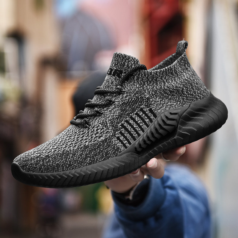 Hot Running Shoes Men Lightweight Sport Shoes Athletic Trainers Outdoor Walking Sneakers Woman Jogging Sneakers Zapatos Hombre
