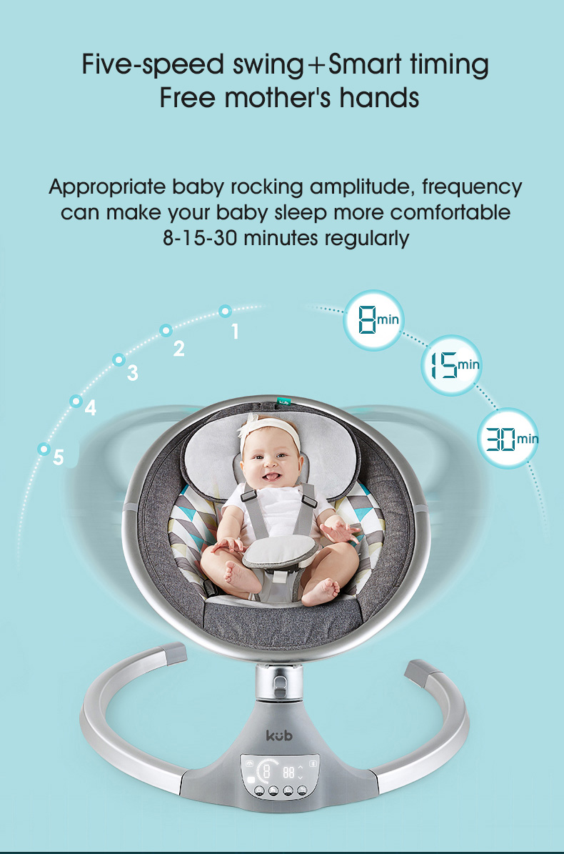 Hf79eba5466d34716b7a5aa1982d5808cp 2020 new baby electric rocking chair newborn comforting chair hair bionic shaking baby shaker