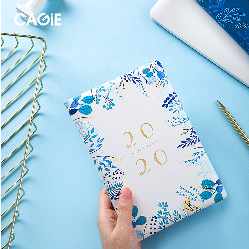 2020 2021 Planner Organizer Agenda A5 Diary Notebook And Journal Kawaii School Weekly Monthly Note Book Wonderful Travel Notepad
