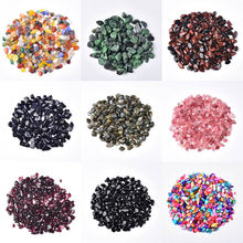 100g 4 Sizes Various Styles Natural Mixed Quartz Crystal Stone Rock Gravel Specimen Tank Decor Natural Stones And Minerals
