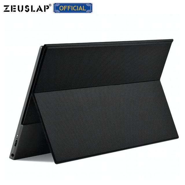 ZEUSLAP 15.6 inch USB C HDMI 1920*1080P PD HDR Monitor 2