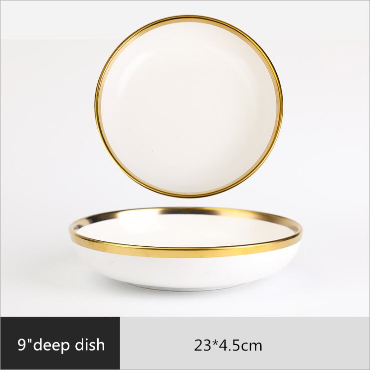 9 inch deep dish