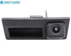 HD 1080P Автомобильная камера заднего вида ручка багажника камера заднего вида для Audi A4 S4 A6 Volkswagen Golf 5 6 Passat B6 B7 sharan polo EOS