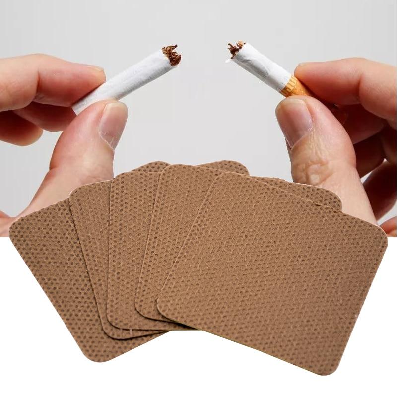 Sumifun 25Pcs Anti Smoke Patch 100% Natural Ingredient Smoking Cessation Plaster Quit Smoking Patch Health Therapy D2050 4