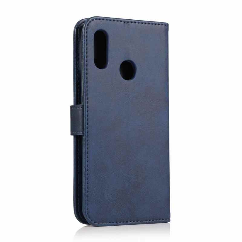 Für Huawei Honor 10 20 ich Lite Abdeckung Fall P Smart Plus Luxus Magnetischen Flip Brieftasche Leathet Telefon Fall Für huawei auf P Smart Coque