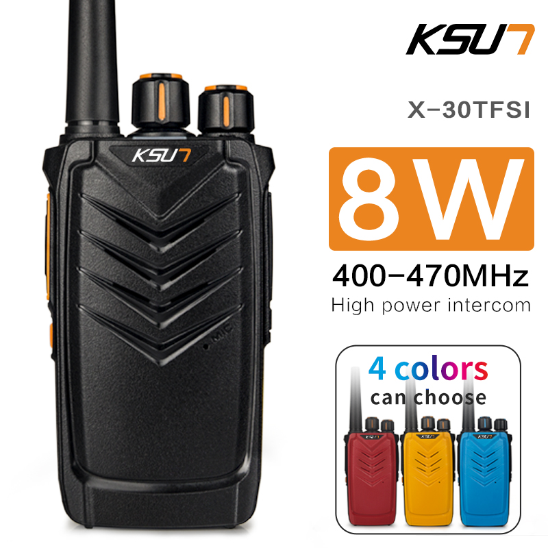 Ksun x30tfsi presunto rádio comunicador hf transceptor rádio scanner em dois sentidos walkie talkie