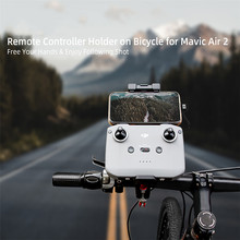 Support de télécommande de vélo pour DJI Mavic Air 2, pince de moniteur de téléphone pour Mavic Air2, accessoires de Fixation