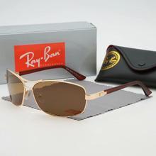 2020 New Fashion Square Ladies Male Goggle Sunglasses 3328 Men's Glasses Classic