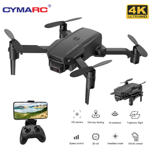 CYMARC KF611 Mini Drone with 4k HD Camera 1080P WiFi FPV RC Drone Altitude Hold Foldable RC Quadcopter Dron E88 M73 XT6