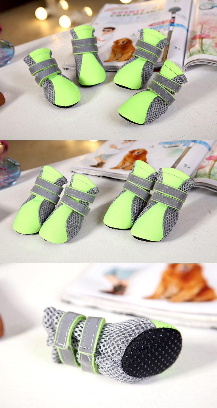 dog boots for heat protection