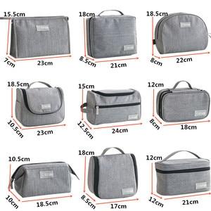 Men Women Cosmetic Bag Multifunction Toi