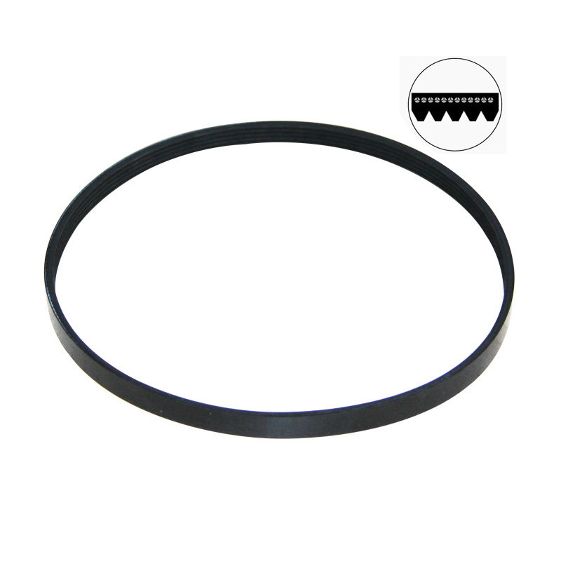 1pc 5 Ribbed Rubber Drive Belt 5PJ605 PJ 605 Replacement V-Belt For Thicknesser Planer Einhell TH-SP-204 W588 ERBAUER ERB052BTE