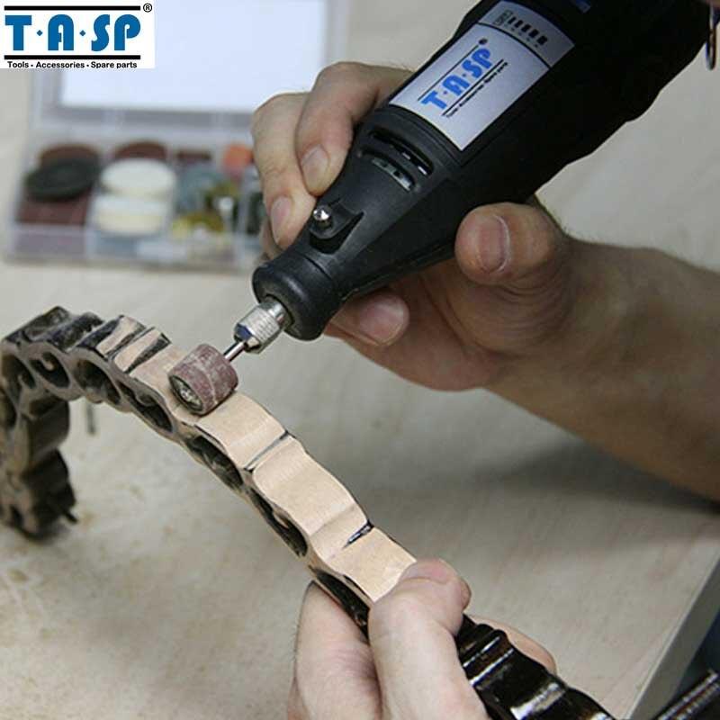 102vnt šlifavimo juostos rankovės ir būgnų rinkinys 3,2 mm - Abrazyviniai įrankiai - Nuotrauka 5
