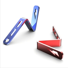 Motorcycle Accessories Rearview Mirror Mount Extender Bracket Holder Clamp Bar Phone Levers Multiple Function