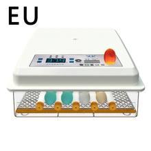 Инкубатор для яиц 220 В полностью автоматический инкубатор птиц