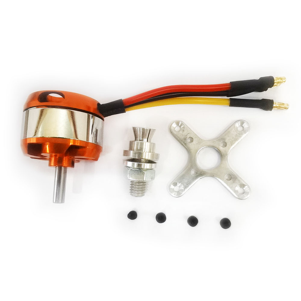 Maytech 3530 Electric Toy Helicopter Motor Brushless DC Outrunner Motor for Remote Control Airplane FPV Plane