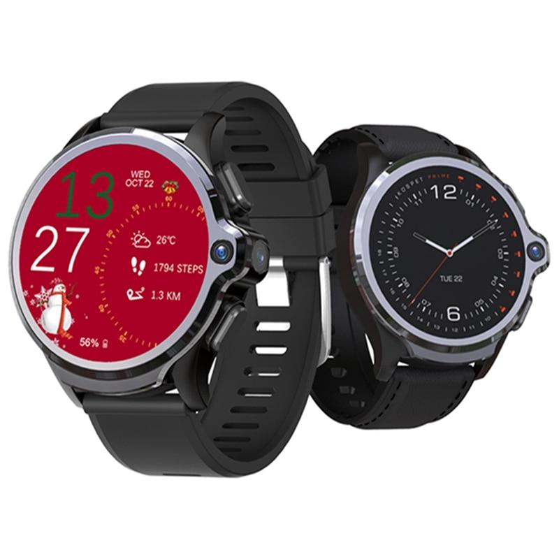 Kospet Prime SE 4G-LTE 1G+16G Watch Phone Dual Cameras 1260 mAh Battery Capacity GPS+GLONASS+A-GPS bluetooth Music Smart Watch