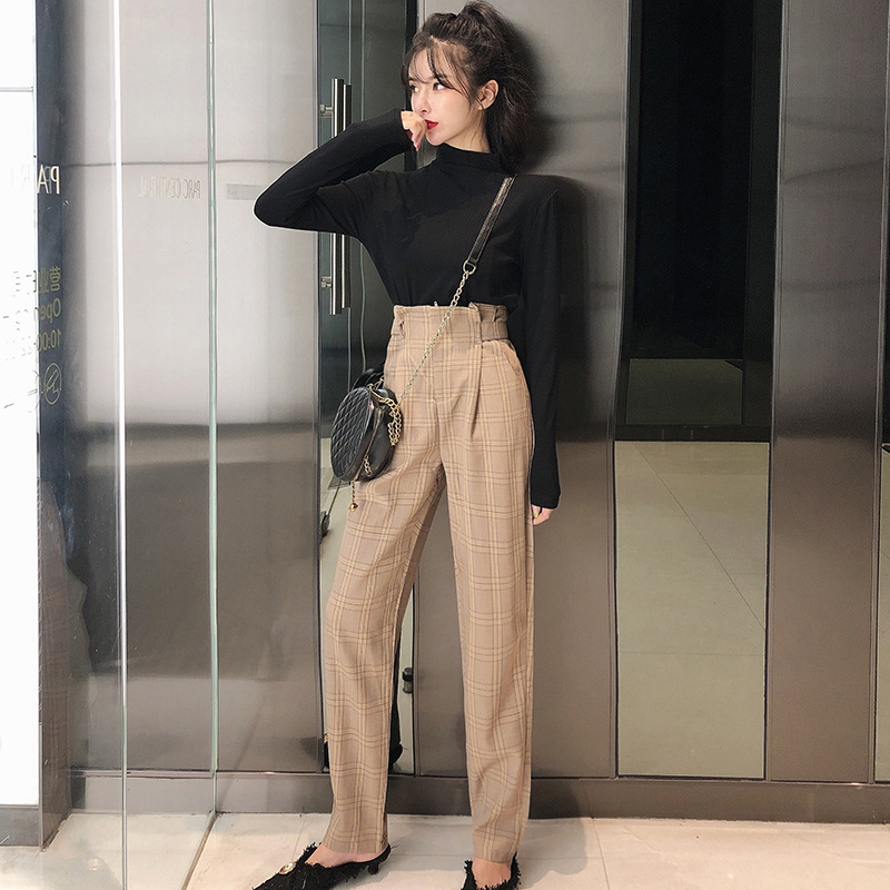 Autumn Set Fashion 2019 New Style Young-Style Elegant Goddess-Style Autumn Clothing Two-Piece Set Western Style By Age Trousers