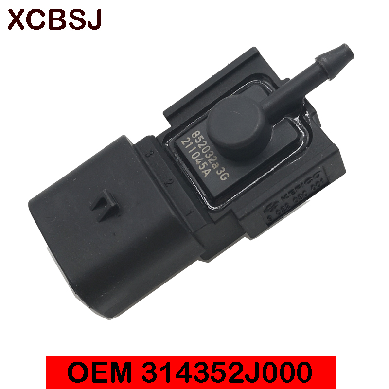 314352J000 Genuine Fuel Tank Pressure Sensor for Hyundai Kia OEM NEW