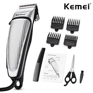 Image 1 - Profesyonel saç kesme makinesi erkekler elektrikli saç düzeltici ev düşük gürültü saç kesimi tıraş makinesi 220 240V Styling aracı 40D