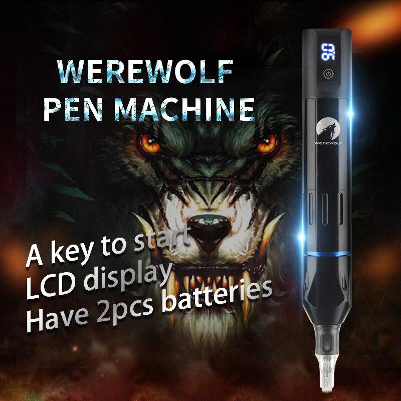 Wireless Motor Tattoo Pen Tattoo Machine Motor Machine Tattoo Machine Wireless Tattoo Pen Tattoo Equipment