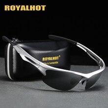 RoyalHot Men Women Polarized Fishing Sports Sunglasses Vinta