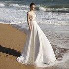 Beach Wedding Dresse...