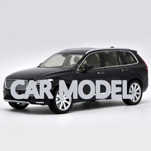 Toy Cars XC90 Car-Model Vehicles Classic Children's 1:18-Scale Original SUV Authorized