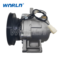 447260 5873 12 Volts Air Conditioner Auto Car Compressor for Toyota Pixis /Daihatsu Mira /Pleo SV07C SV07E 3PK New Model