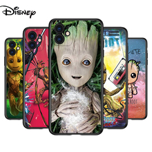 Silicone Cover Baby Groot Cutest For Apple IPhone 12 Mini 11 Pro XS MAX XR X 8 7 6S 6 Plus 5S SE Phone Case