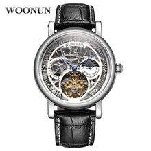 Luxury Men Watches Men Skeleton Watches Automatic M