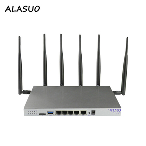 Gigabit 4G Wi fi Router With SIM Card Slot 802.11AC 1200Mbps 3g 4g 5G Wireless Router Modem For Industrial Home Outdoor VPN